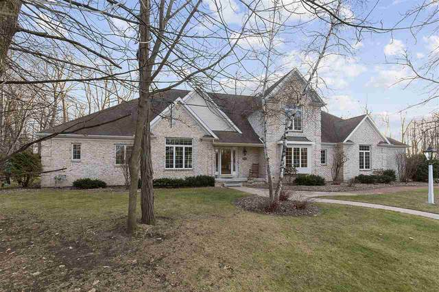 2416 Woodland Terrace, Neenah, WI 54956 (#50233698) :: Carolyn Stark Real Estate Team