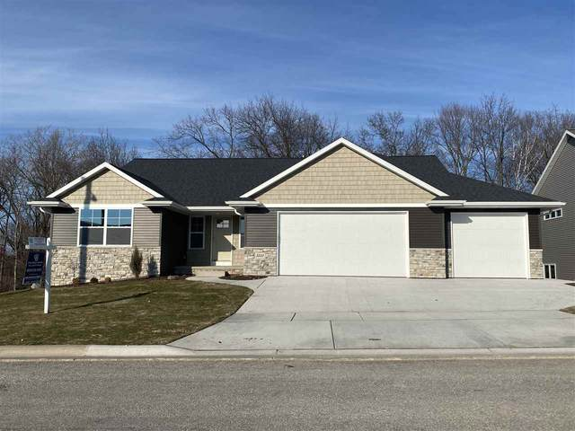 3362 Largo Ridge Drive, Green Bay, WI 54311 (#50233747) :: Town & Country Real Estate
