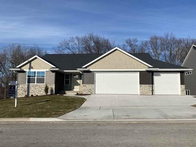 3362 Largo Ridge Drive, Green Bay, WI 54311 (#50233747) :: Todd Wiese Homeselling System, Inc.