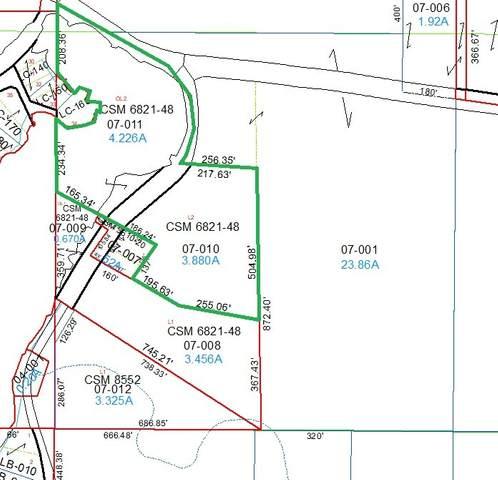 Lake Bernice Drive, Campbellsport, WI 53010 (#50233767) :: Dallaire Realty