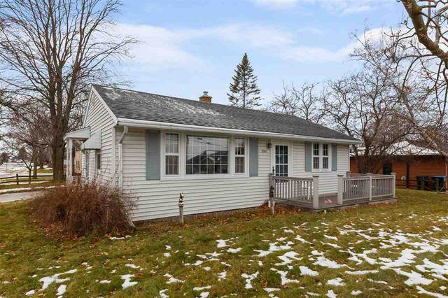 1701 Mason Street, New Holstein, WI 53061 (#50233777) :: Todd Wiese Homeselling System, Inc.