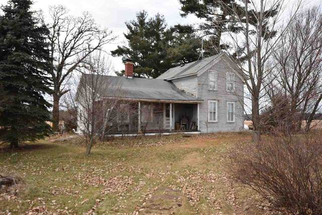 N4369 24TH Avenue, Wild Rose, WI 54984 (#50233793) :: Town & Country Real Estate