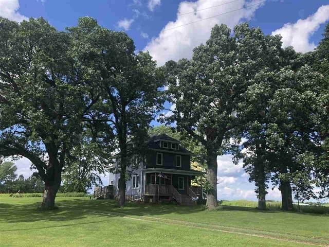 W11009 Schmoldt Road, Rosendale, WI 54974 (#50233797) :: Todd Wiese Homeselling System, Inc.