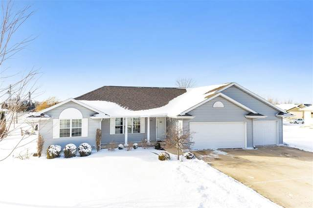 6746 Breckenridge Falls Boulevard, Wrightstown, WI 54126 (#50233864) :: Dallaire Realty