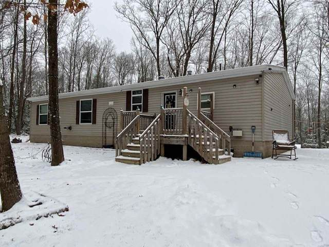 W2097 Marchese Road, White Lake, WI 54491 (#50233905) :: Todd Wiese Homeselling System, Inc.
