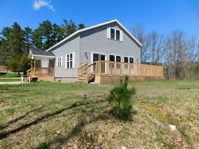 W2981 Fairgrounds Road, Keshena, WI 54135 (#50233917) :: Dallaire Realty