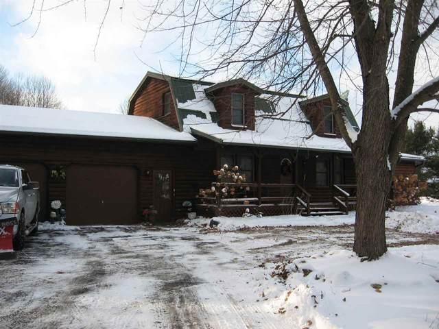 5995 Klaus Lake Road, Gillett, WI 54124 (#50233969) :: Todd Wiese Homeselling System, Inc.