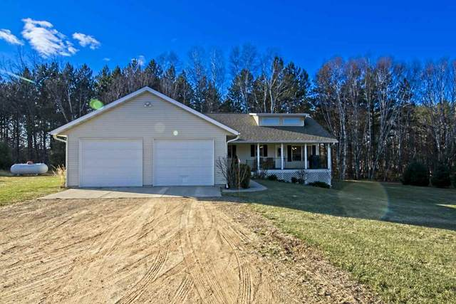 N7533 County Road G, Gresham, WI 54128 (#50234012) :: Dallaire Realty