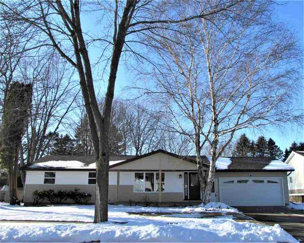 1207 Hillcrest Avenue, Kewaunee, WI 54216 (#50234063) :: Todd Wiese Homeselling System, Inc.