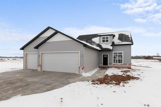 1851 Red Fox Lane, Kaukauna, WI 54130 (#50234066) :: Todd Wiese Homeselling System, Inc.