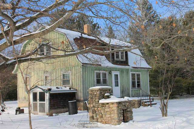 10537 White Lake Road, Suring, WI 54174 (#50234078) :: Dallaire Realty