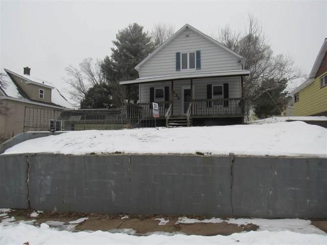1525 Cedar Street, Niagara, WI 54151 (#50234079) :: Todd Wiese Homeselling System, Inc.