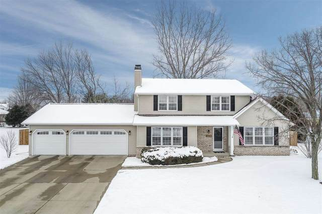 1420 Meadowbreeze Circle, Neenah, WI 54956 (#50234091) :: Dallaire Realty