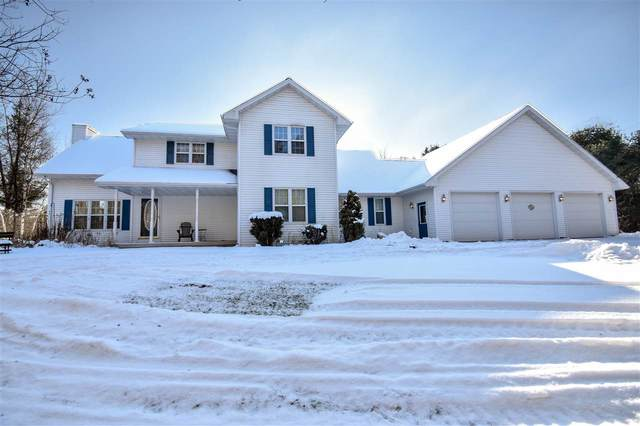 6267 Hwy E, Abrams, WI 54101 (#50234126) :: Todd Wiese Homeselling System, Inc.