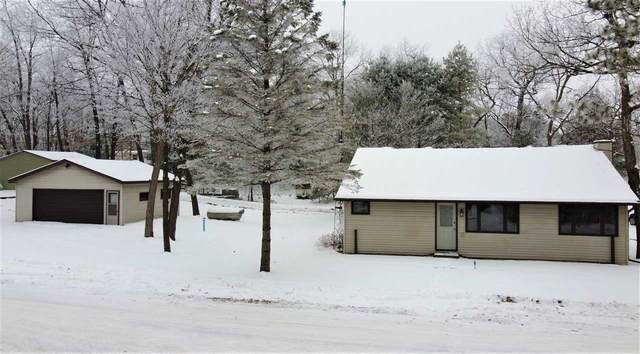 N7005 West Pine Lake Road, Wild Rose, WI 54984 (#50234145) :: Dallaire Realty