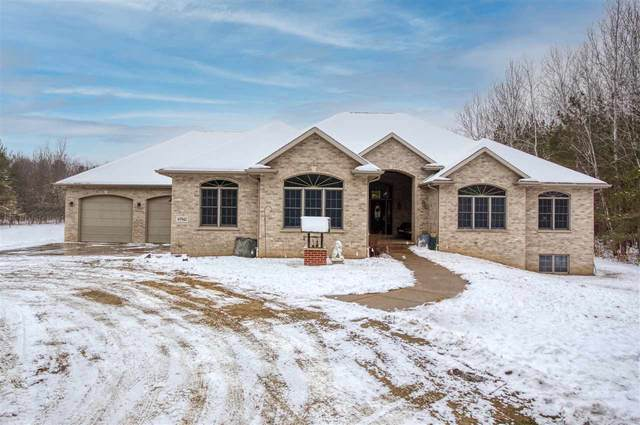 N7942 Grandy Road, Black Creek, WI 54106 (#50234149) :: Todd Wiese Homeselling System, Inc.