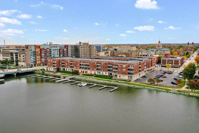 118 S Washington Street 321B, Green Bay, WI 54301 (#50234170) :: Symes Realty, LLC