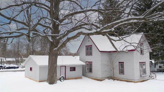 518 Center Street, Waupaca, WI 54981 (#50234179) :: Todd Wiese Homeselling System, Inc.