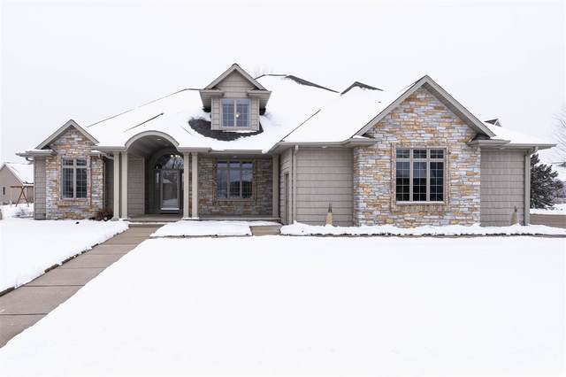 2472 Whistling Swan Court, Menasha, WI 54952 (#50234247) :: Dallaire Realty