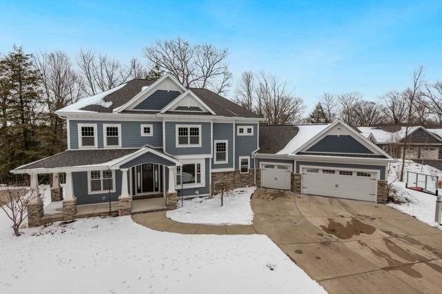 733 Iron Horse Way, Green Bay, WI 54311 (#50234272) :: Todd Wiese Homeselling System, Inc.
