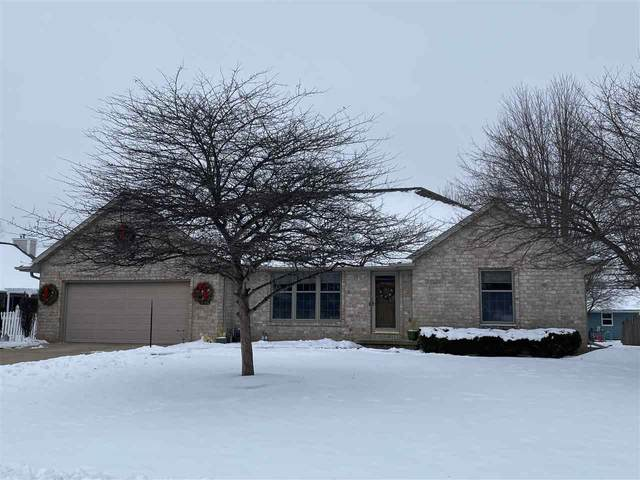 3606 Glenhaven Court, Green Bay, WI 54301 (#50234278) :: Dallaire Realty