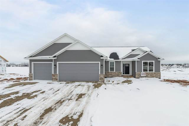 N1198 Telfair Drive, Greenville, WI 54942 (#50234294) :: Todd Wiese Homeselling System, Inc.