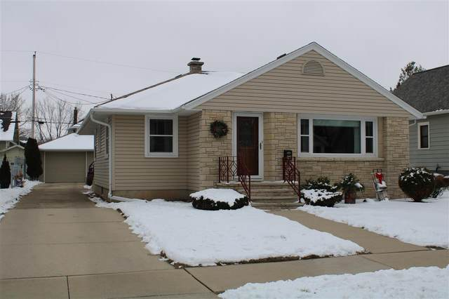 90 14TH Street, Fond Du Lac, WI 54935 (#50234313) :: Dallaire Realty
