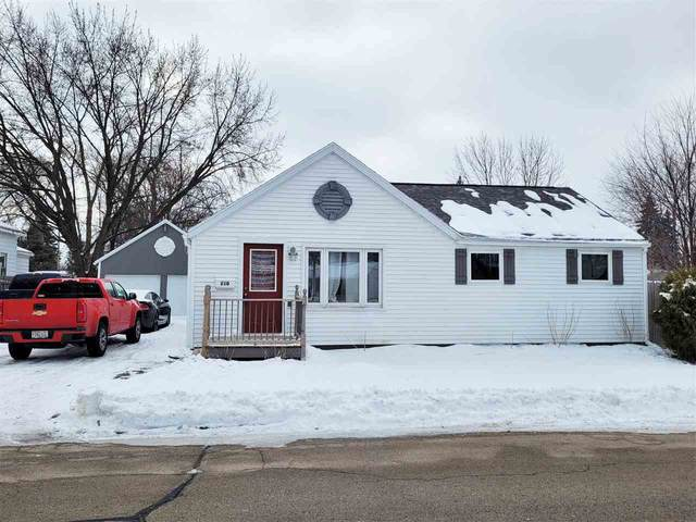 210 Wright Avenue, Neenah, WI 54956 (#50234317) :: Dallaire Realty