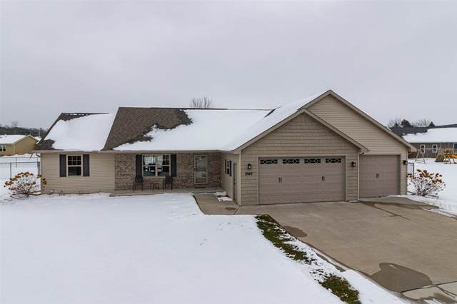 2943 Birling Court, Menasha, WI 54952 (#50234324) :: Town & Country Real Estate