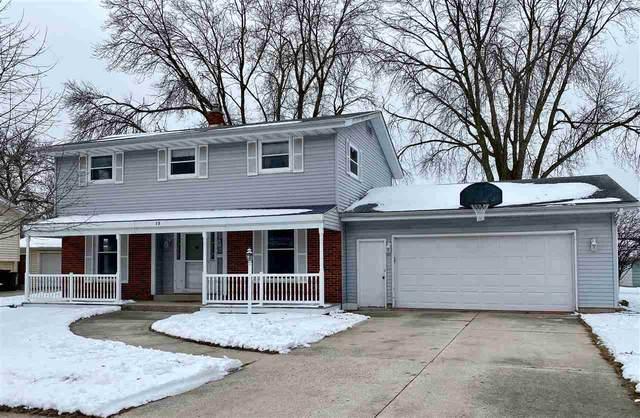 19 Wakawn Avenue, Fond Du Lac, WI 54935 (#50234331) :: Todd Wiese Homeselling System, Inc.
