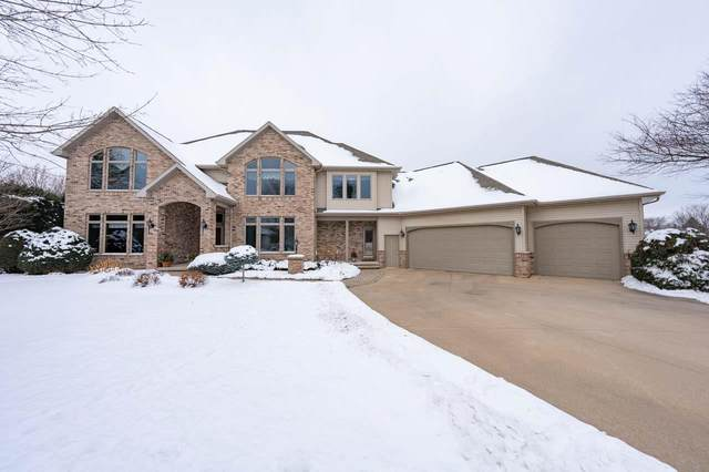 3135 Teardrop Court, Appleton, WI 54914 (#50234332) :: Dallaire Realty