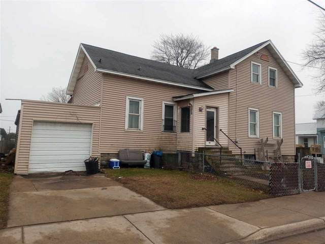 97 W Hosmer Street, Marinette, WI 54143 (#50234340) :: Ben Bartolazzi Real Estate Inc