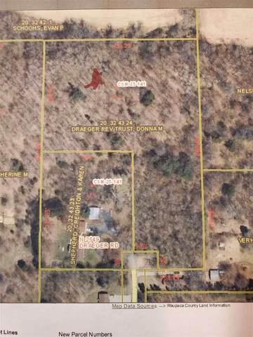 Draeger Road, Waupaca, WI 54981 (#50234374) :: Todd Wiese Homeselling System, Inc.