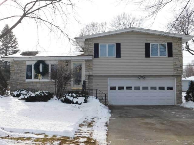 721 Scott Street, Beaver Dam, WI 53916 (#50234376) :: Todd Wiese Homeselling System, Inc.
