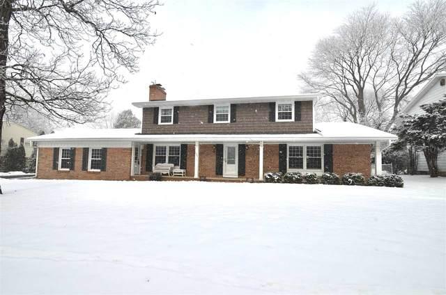 1327 Ridgeway Boulevard, De Pere, WI 54115 (#50234380) :: Todd Wiese Homeselling System, Inc.