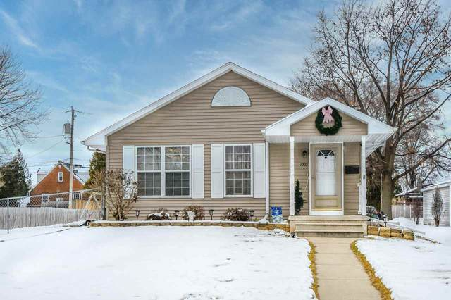 1005 Gallagher Avenue, Green Bay, WI 54303 (#50234385) :: Dallaire Realty