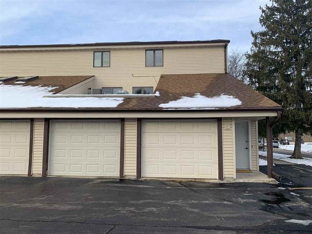 2470 W Glendale Avenue 2C, Appleton, WI 54914 (#50234389) :: Dallaire Realty