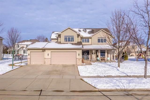 324 E Benton Drive, Appleton, WI 54913 (#50234408) :: Ben Bartolazzi Real Estate Inc