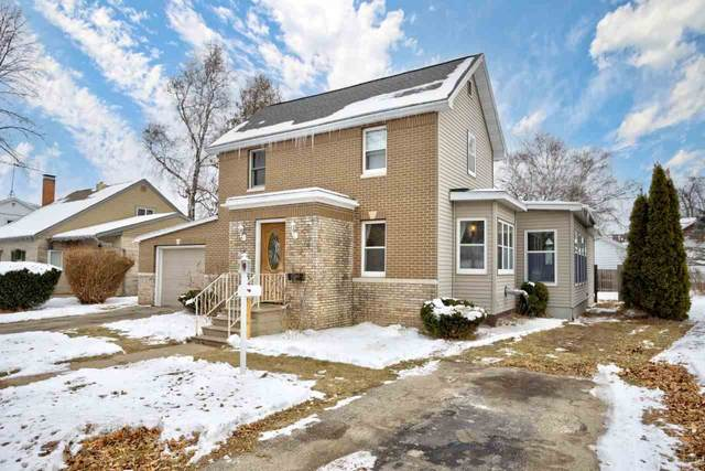 702 S Shawano Street, New London, WI 54961 (#50234414) :: Ben Bartolazzi Real Estate Inc