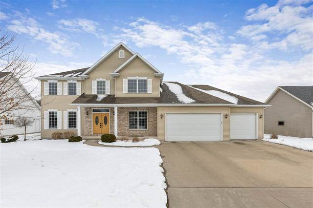 1245 Nature Trail Drive, Neenah, WI 54956 (#50234416) :: Ben Bartolazzi Real Estate Inc