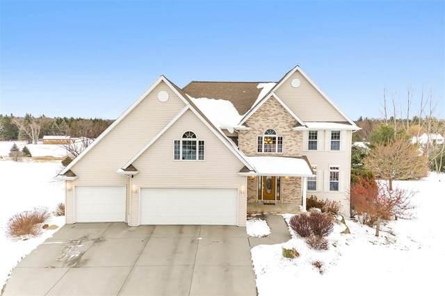 2406 Tumbleweed Trail, Green Bay, WI 54313 (#50234425) :: Ben Bartolazzi Real Estate Inc