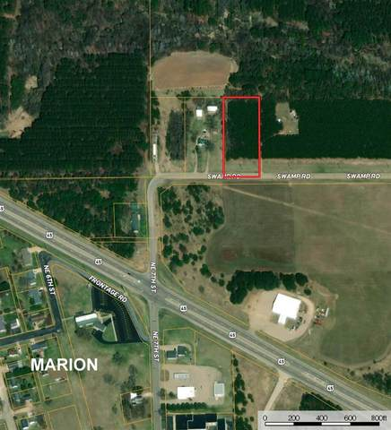 Swamp Road, Marion, WI 54950 (#50234440) :: Dallaire Realty