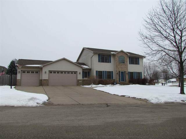 407 Northway Drive, Green Bay, WI 54311 (#50234447) :: Todd Wiese Homeselling System, Inc.