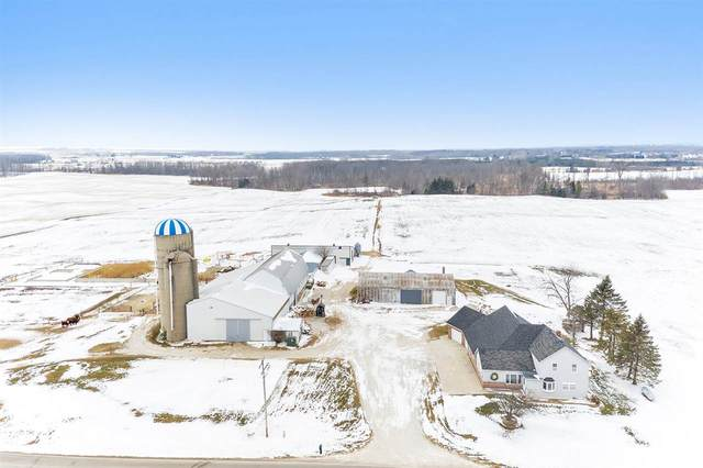 7222 Hwy Nn, Maribel, WI 54227 (#50234492) :: Dallaire Realty