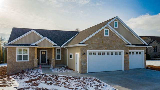 N7998 Old Pond Court, Sherwood, WI 54169 (#50234497) :: Dallaire Realty