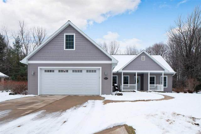 1263 Tacoma Beach Road, Sturgeon Bay, WI 54235 (#50234504) :: Todd Wiese Homeselling System, Inc.