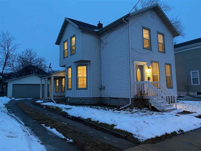 613 Frederick Street, Oshkosh, WI 54901 (#50234509) :: Ben Bartolazzi Real Estate Inc