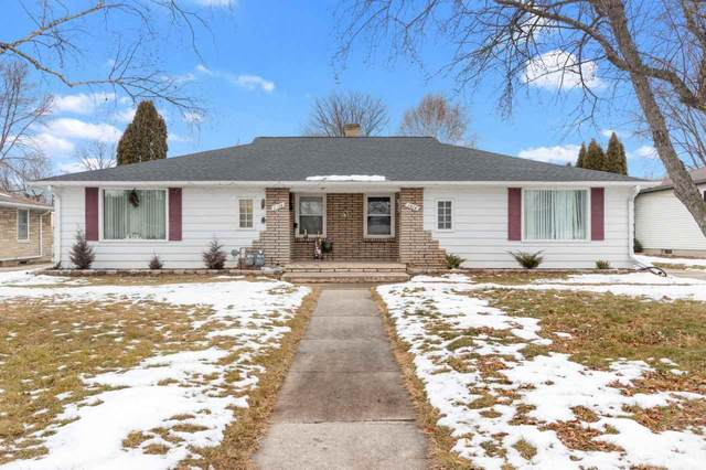 1414 9TH Street, Green Bay, WI 54304 (#50234517) :: Dallaire Realty