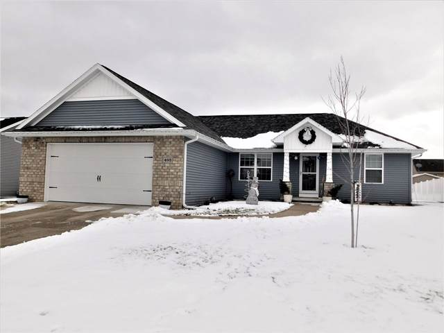 493 Harvest Hill Drive, Denmark, WI 54208 (#50234554) :: Town & Country Real Estate
