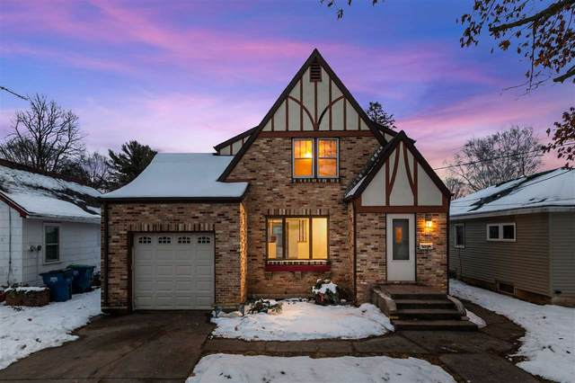 126 Mckinley Avenue, Clintonville, WI 54929 (#50234556) :: Dallaire Realty